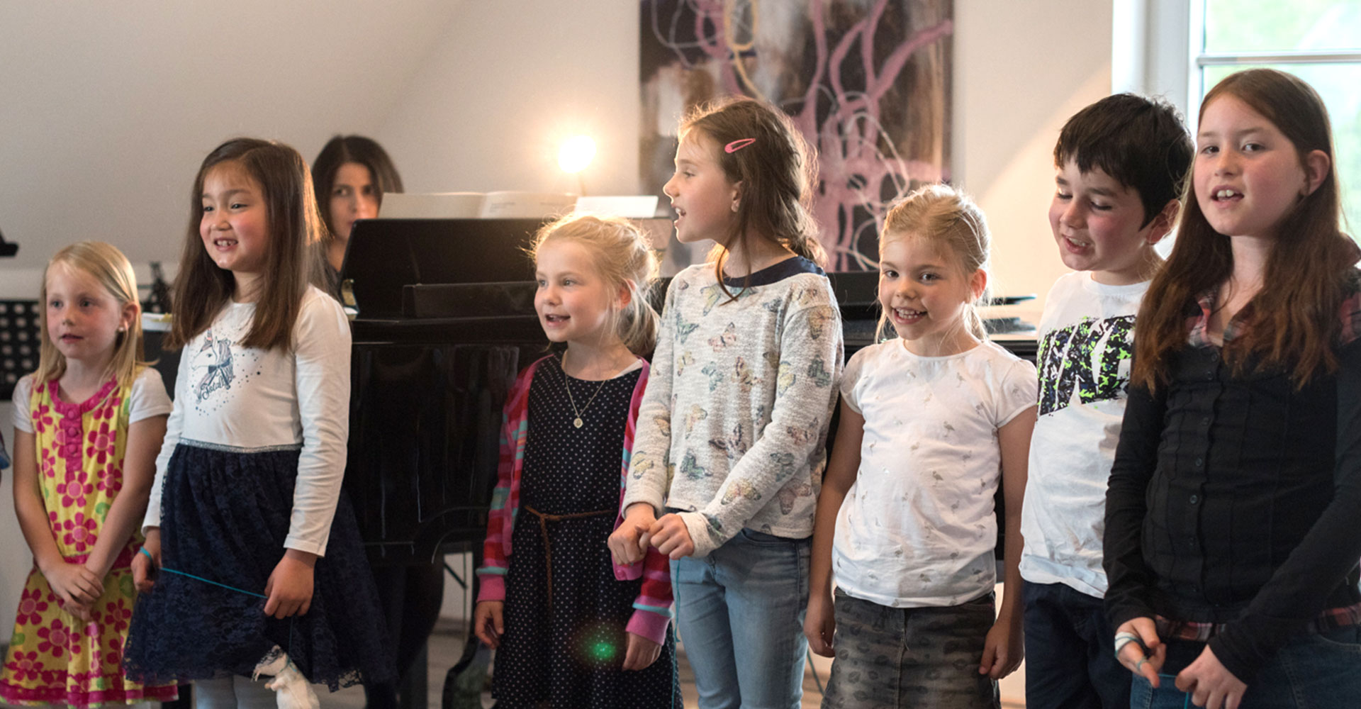 Singen und Musizieren II
